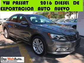 ¡¡ Vw Passat Diesel 2016 Arrendamiento Credito Contado !!