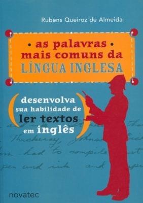 Livro As Palavras Mais Comuns Da Língua Inglesa 2ªed 50%off