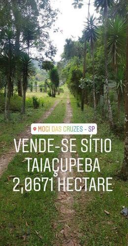 Imagem 1 de 16 de Sítio - Mogi Das Cruzes - Ch0010