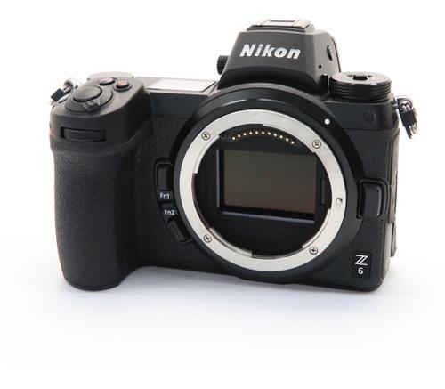 Camera Nikon Z6 Mirrorless - Zerada - Apenas 3390 Clicks
