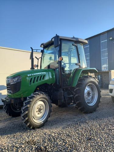 Imagen 1 de 8 de Tractor 4x4 Cabina Full A/a Chery John Deere