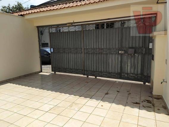 Casa Com 2 Dormitórios Para Alugar, 90 M² Por R$ 2.500/mês - Parque Da Mooca - São Paulo/sp - Ca0874