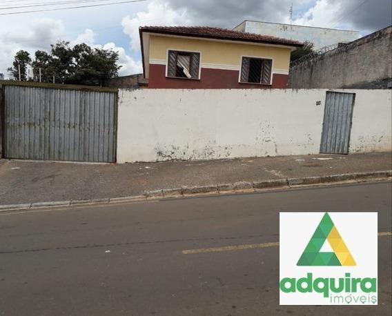 Casa Térrea Com 3 Quartos - 5387-v