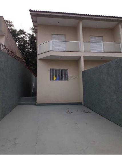 Sobrado Com 2 Dormitórios À Venda, 69 M² Por R$ 199.000 - Parque Residencial Marengo - Itaquaquecetuba/sp - So0046