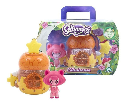 Casa Con Mini Muñeca-glimmies