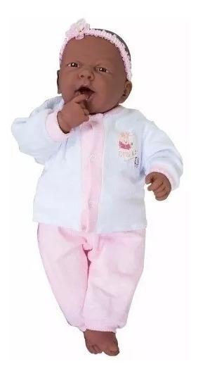 Cotiplas Boneca Baby Ninos Negra 1497