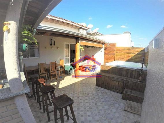Casa Com 3 Dormitórios À Venda, 160 M² - Condomínio Amabilis - Sumaré/sp - Ca0120