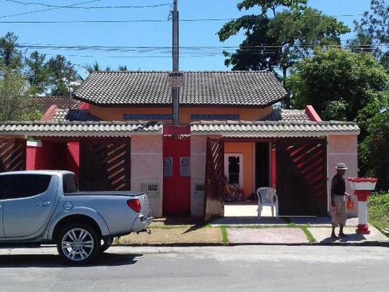 Linda Casa Escriturada E Com Suíte Em Itanhaém Litoral Sul!
