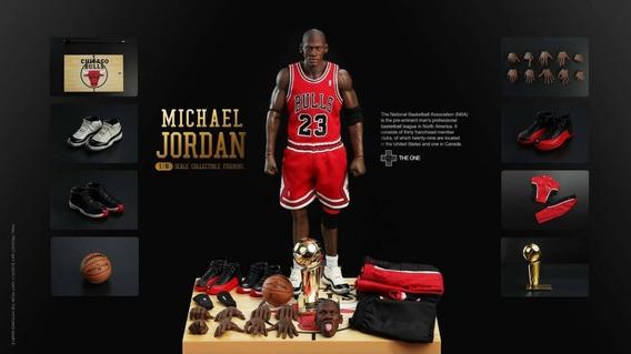 The One 1/6 Basketball Player Jordan