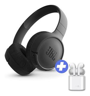 Auriculares Jbl Bluetooth T500 Inalámbricos + Auriculares