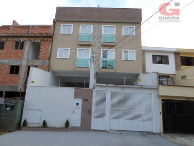 Cobertura Residencial À Venda, Vila Vitória, Santo André. - Co3426