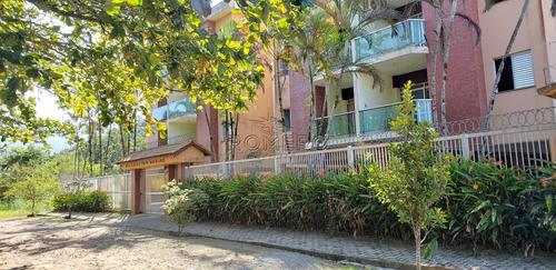 Apartamento Com 2 Dorms, Praia Da Maranduba, Ubatuba - R$ 300 Mil, Cod: 1495 - V1495