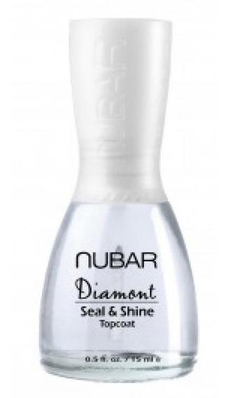 Esmalte Diamont Top Coat Nubar (15 Ml)
