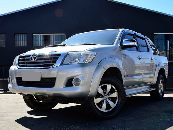 Toyota Hilux Srv 3.0 4x4 Diesel Aut.= Ranger S10 L200 Amarok