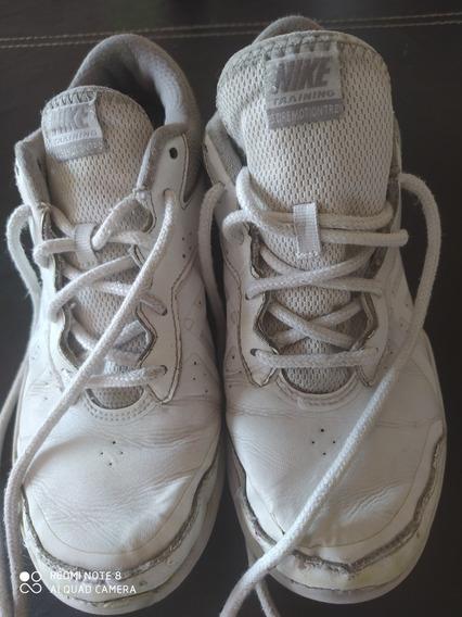 Zapatillas Nike Niña/o Tipo Colegial. T7.5