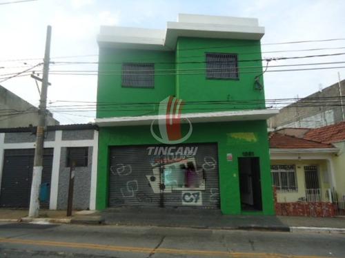 Predio Comercial No Tatuapé - Excelente Localização - 3404