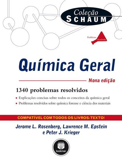 Quimica Geral 9ed. - Colecao Schaum