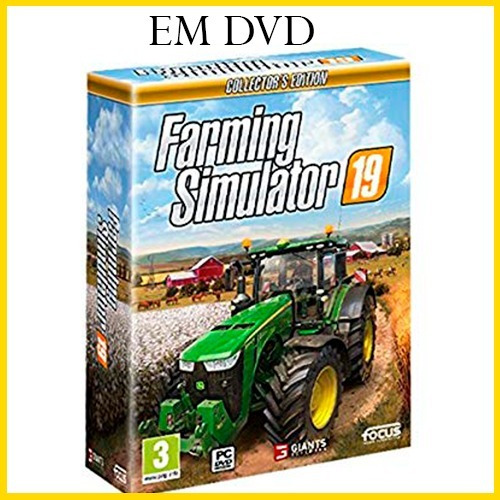 Farming Simulator 2019 Pc - Em Português