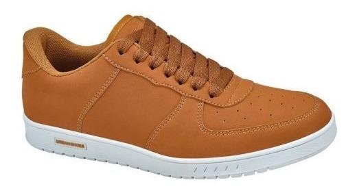 Tenis Casual Urban Shoes Camel 830156 Urbano 2-18 A
