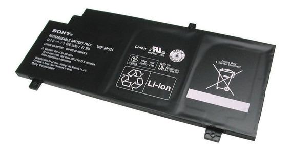 Bateria Sony Bps34 Vgp-bps34 Svf15a1acxb Svf-14aa1qx Svf14a