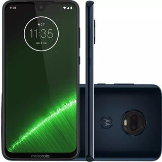 Motorola Moto G7 Plus 64gb 4gb Ram Dual Sim Doble Camara 16+5mpx