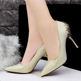 Calçados Sapatos De Salto Alto Mulher