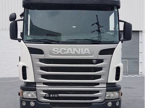 Scania G 410 Opticruiser