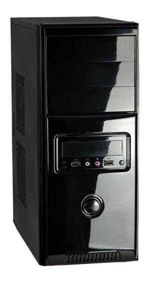 Cpu Completa Nova Core 2 Duo 4gb Hd320 Wifi + Monitor