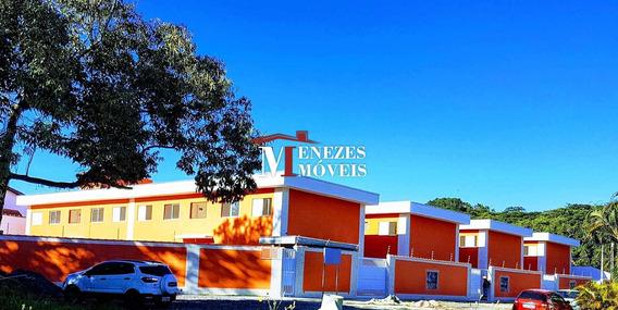 Casa A Venda Em Villagio Em Bertioga - Bairro Indaiá - Ref. 285 - A285