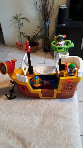 Barco Fisher Price