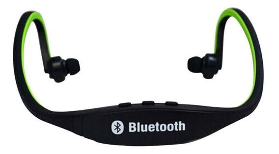 Fone S9 Sport S Fio Bluetooth V3.0 Fone D Ouvido Fret Gratis
