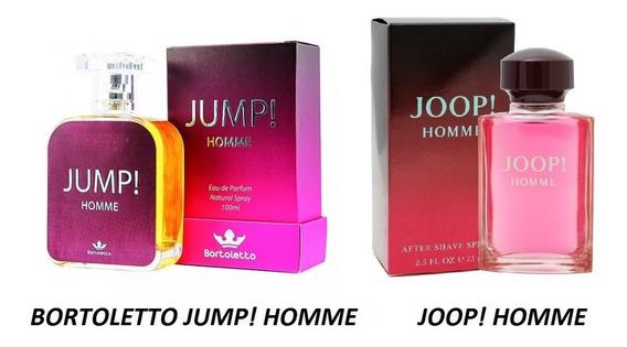 Perfume Jump Homme 100 Ml