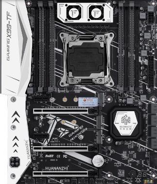 Kit Xeon E5 2678v3 +x99 Tf +16gb Ddr4