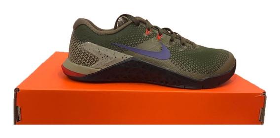 Tênis Nike Metcon 4 Verde Original