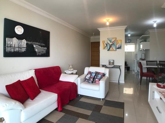 Apartamento Com 3 Dormitórios À Venda, 83 M² Por R$ 307.000,00 - Areias - São José/sc - Ap6410