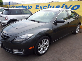Mazda Mazda 6 2.5 I Grand Touring Piel Qc At