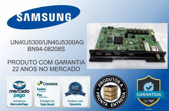 Placa Principal Samsung Un40j5300ag Un40j5300 Bn94-08208s