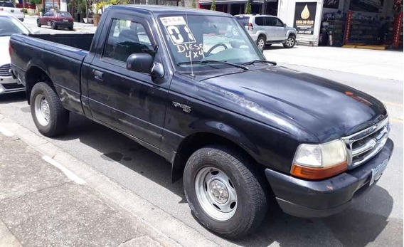 Ford Ranger 2.5 Xl Cab. Regular 4x4 2p 2001