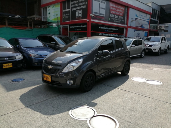 Chevrolet Spark Gt Lt 2014 Perfecto Estado