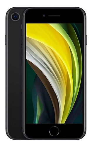 Imagen 1 de 8 de Apple iPhone SE (2da generación) 128 GB - Negro