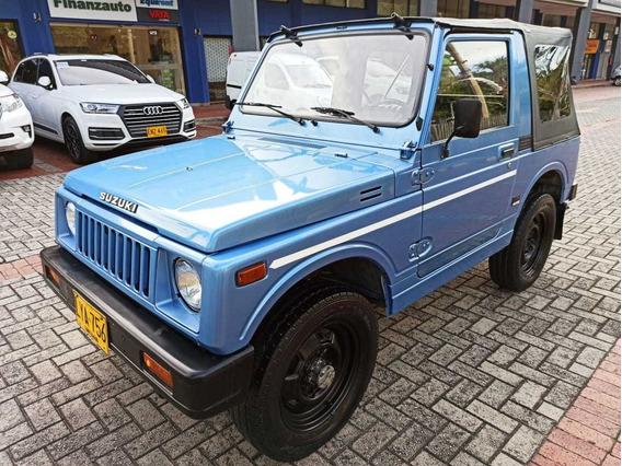 Suzuki Sj 410 1.0 Mt 1982
