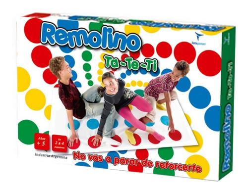 Toys Palace Juego Remolino Tateti Tipo Twister