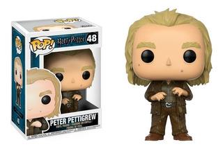 Funko Pop - Harry Potter -voldemort - Peter Pettigrew- Dobby