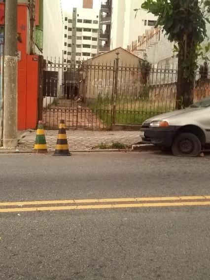Terreno Comercial Para Locação, Tatuapé, São Paulo - Te0839. - Te0839