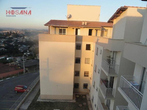 Apartamento Duplex Residencial À Venda, Vila São Benedito, Franco Da Rocha - Ad0001. - Ad0001