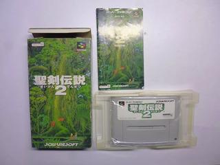 Seiken Densetsu 2 ( Secret Of Mana) Japones Super Famicom
