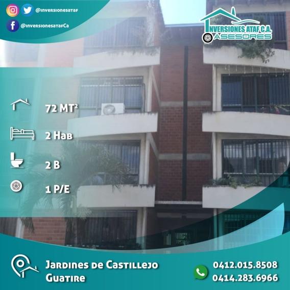 Apartamento En Venta Urb Jardines De Castillejo