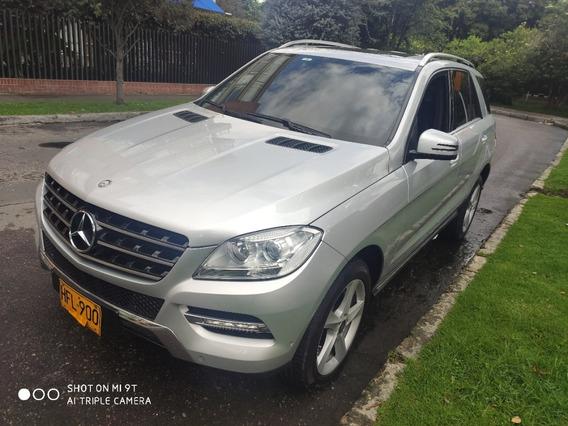 Mercedes-benz Clase Ml 250 Ml 250 Diesel 2014