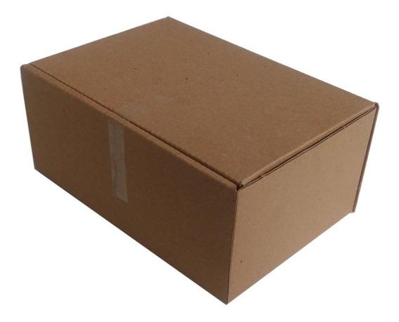 50 Caixas De Papelão 16x11x7 Para Correios E Mercado Envios