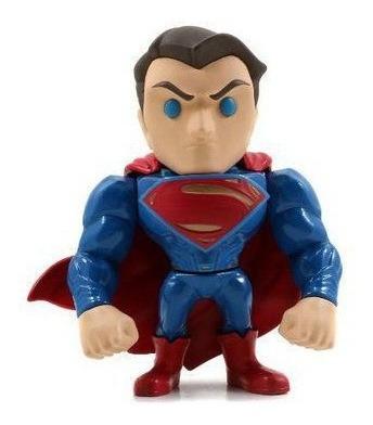 Figura Metals Superman Alternate 11 Cm (97665) - Die Cast